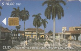 PHONE CARD- CUBA (E56.35.8 - Cuba