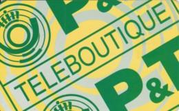 PHONE CARD- LUSSEMBURGO (E56.37.7 - Luxembourg