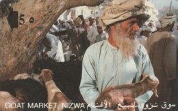 PHONE CARD- OMAN (E56.38.4 - Oman