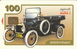PHONE CARD- ESTONIA (E56.42.7 - Estonia