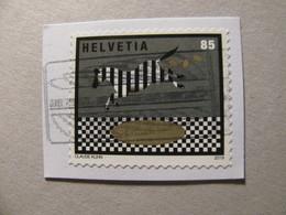 Schweiz Modern Gachet - Used Stamps