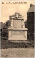 VILLERS-POTERIE - Le Monument élevé Par Les Anciens Combattants à Leurs Frères D'armes - Autres