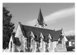DIVONNE-LES-BAINS - Temple Protestant - Divonne Les Bains