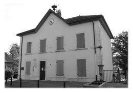 VESENEX-CRASSY - Ancienne Mairie - Divonne Les Bains