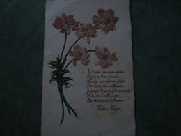 Fleur Sèchée - Je T'aime, On Nous Sépare.......(poème De Victor Hugo) - Botanik