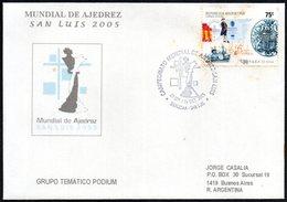 CHESS - ARGENTINA SAN LUIS 2005 - CAMPEONATO MUNDIAL DE AJEDREZ - Scacchi