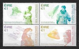 Irlande 2019 Timbres Neufs Conquête De L'espace - Unused Stamps