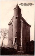 36 PAUDY - Le Donjon - Ruines Du Chatau Féodal - Frankreich