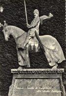 Verona - Cartolina Antica TOMBA DI CANGRANDE ALLE ARCHE SCALIGERE, Anno 1963 - R23 - Sculture