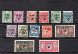 ALGERIE 1927 * - Unused Stamps