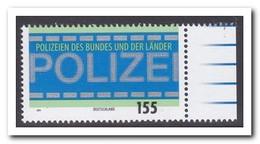 Duitsland 2019, Postfris MNH, Police - [7] West-Duitsland
