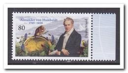 Duitsland 2019, Postfris MNH, Alexander Von Humboldt, Butterflies, Bird, Monkey, Flowers - [7] West-Duitsland