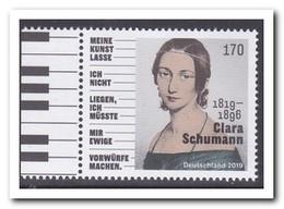 Duitsland 2019, Postfris MNH, Clara Schumann - [7] West-Duitsland