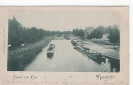Maastricht - Kanaal Naar Luik - 1901 - Maastricht