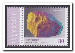 Duitsland 2019, Postfris MNH, Minerals - [7] West-Duitsland