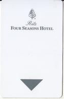PORTUGAL - Four Seasons RItz, Hotel Keycard, Used - Hotelsleutels (kaarten)