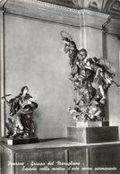 Ponzone, Alessandria - Cartolina Antica GRUPPO DEL MARAGLIANO, Mostra D'Arte Sacra Permanente, Ed. Alma, 71504 - R23 - Religione & Esoterismo