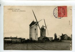 Varades Moulins De La Madeleine - Varades