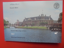 PAYS-BAS FDC 1987 - Pays-Bas