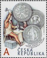 Czech Republic - 2020 - Jáchymovs Thaler - 500th Anniversary - Mint Stamp - República Checa