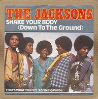 "7"" Single, The Jacksons - Shake Your Body - Disco, Pop"