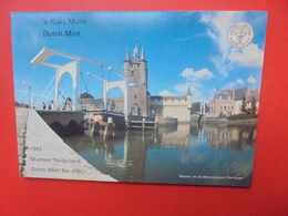 PAYS-BAS FDC 1992 - Pays-Bas