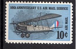 USA,1968- 50th Anniversary US Air Mail Service. NewNH - Etats-Unis