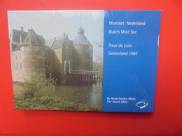 PAYS-BAS FDC 1997 - Pays-Bas