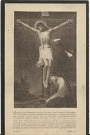 DP. ALBERT BOVEN ° VEURNE 1905- + OOSTENDE (KRIJGSGASTHUIS) LEERLING MILTAIR GENEESHEER HOGESCHOOL GENT - Godsdienst & Esoterisme