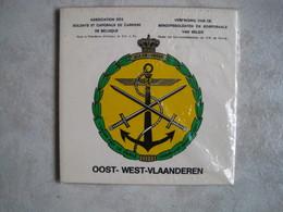 Verening Van De Beroepssoldaten En Korperaals Van Belgie / VBSKS  Armee Belge / ASCCB / ABL - Militaria