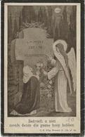 DP. ALICE COENE ° MALDEGHEM 1912- + BRUGGE 1925 - Godsdienst & Esoterisme