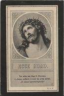 DP. MARIE EECKHOUT ° OOSTERZEELE 1849- + GENDBRUGGE 1926 - Godsdienst & Esoterisme
