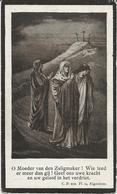 DP. MARIA SEELDRAYERS ° HEMIXEM 1848- + SCHELLE 1921  RUSTENDE HOOFONDERWIJZERES VAN SCHELLE - Godsdienst & Esoterisme