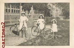 CARTE PHOTO : VELO CYCLISTE CYCMISME BIKE - Ciclismo