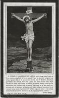 DP. MARIA GOIRIS ° NIEL (ANVERS) 1880- + HAL 1921 - Godsdienst & Esoterisme