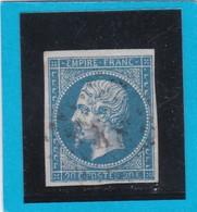 N° 14 A   PC  18   AIGUILLON  (45 ) LOT-et-GARONNE - REF 12914 - IND 4 - COTE 15€ + Variété - 1853-1860 Napoleon III