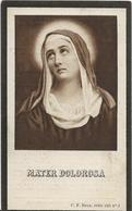 DP. PAULINA HENDRICKX ° O.L.V.WAVER 1838- + PUTTE 1928 - Godsdienst & Esoterisme