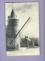 CPA   - Houry   -(Aisne) - L'église - Quoique Ancienne N'offre Quelque Intérêt Que Par L'originalité De Son Clocher - Sonstige Gemeinden