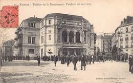 NANTES -  Théatre De La Renaissance ...pendant Un Entracte - Nantes