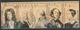 3899/3903 Compositeurs/Componisten Oblit/gestp - Belgio