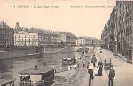 NANTES - Le Quai Dugay Trouin  ( Edts Guénault ) - Nantes