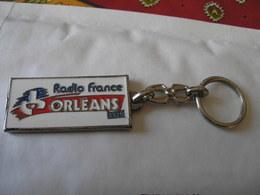 Porte Clefs RADIO FRANCE ORLEANS - Porte-clefs