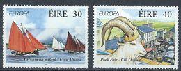 Irlande YT 1073-1074 XX / MNH Europa 1998 - 1949-... República Irlandése