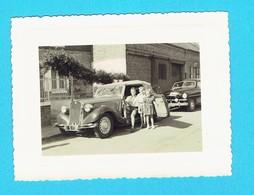 Photo Automobile Ancienne à Déterminer Cabriolet( Bugatti ? Chenard Walker ? Duessanberg ? Daimler, Hispano Suiza) Auto - Cars