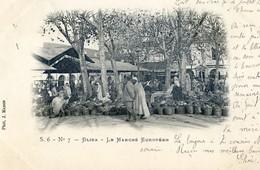 Blida - Le Marché Européen - Blida