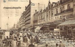 Blankenberghe - L'Heure Du Thé - Blankenberge