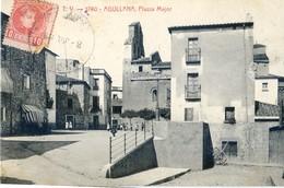 Aguillana - Plassa Major - Gerona