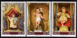 Malta - 2019 - Christmas - Mint Stamp Set - Malta