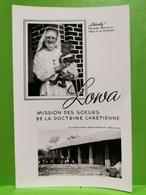 Mission Des Sœurs De La Doctrine Chrétienne. Docuphot Luxembourg - Cartes Postales