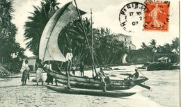 Ceylon - Sea Shore Mount Lavinia - Sri Lanka (Ceylon)
